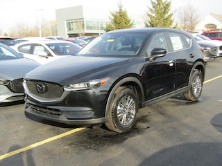 2021 Mazda Mazda CX-5 Sport SUV JM3KFABM4M1334374 for sale in Medina, OH at Brunswick Mazda