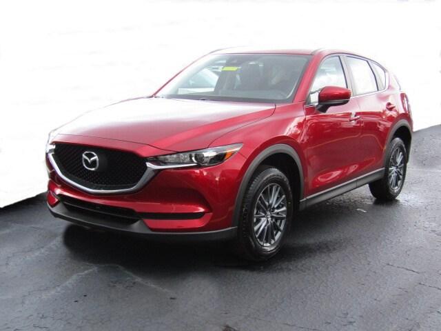 Featured New 2019 Mazda Mazda CX-5 Sport SUV for sale in Brunswick OH