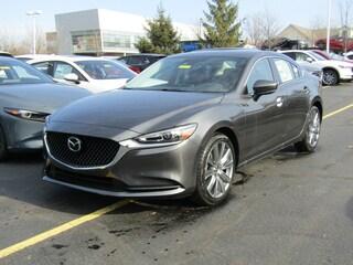 2021 Mazda Mazda6 Touring Sedan JM1GL1VM3M1602348 for sale in Medina, OH at Brunswick Mazda