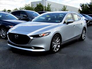 2019 Mazda Mazda3 Select Package Sedan 3MZBPAAL2KM105798 for sale in Medina, OH at Brunswick Mazda