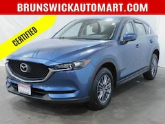 Certified Pre-Owned 2017 Mazda CX-5 Sport AWD Sport Utility for sale in Brunswick OH