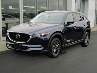 2020 Mazda Mazda CX-5 Touring SUV JM3KFBCM3L0857412 for sale in Medina, OH at Brunswick Mazda