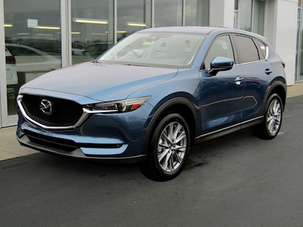 Featured New 2020 Mazda Mazda CX-5 Grand Touring SUV for sale in Brunswick OH