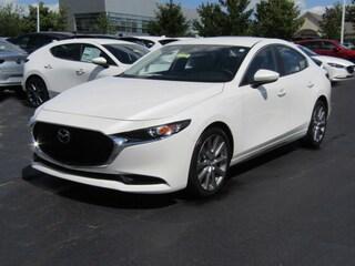 2019 Mazda Mazda3 Select Package Sedan JM1BPBAM5K1118088 for sale in Medina, OH at Brunswick Mazda