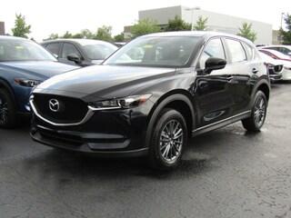 2019 Mazda Mazda CX-5 Sport SUV JM3KFBBM5K0676750 for sale in Medina, OH at Brunswick Mazda
