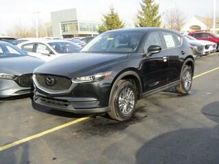 2021 Mazda Mazda CX-5 Sport SUV JM3KFBBMXM1309629 for sale in Medina, OH at Brunswick Mazda