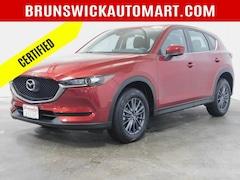 Certified Pre-Owned 2019 Mazda Mazda CX-5 Sport SUV for sale in Brunswick OH