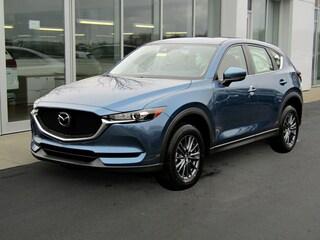 2020 Mazda Mazda CX-5 Sport SUV JM3KFBBM7L0848813 for sale in Medina, OH at Brunswick Mazda