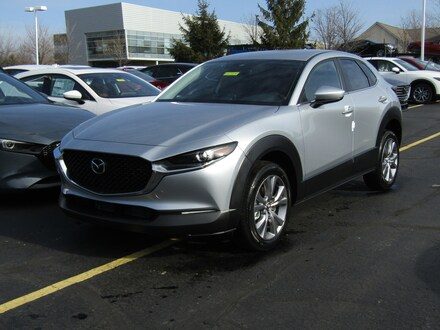 Featured New 2021 Mazda Mazda CX-30 Select Package SUV for sale in Brunswick OH