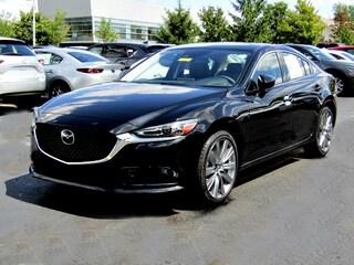 2019 Mazda Mazda6 Touring Sedan JM1GL1VM7K1507210 for sale in Medina, OH at Brunswick Mazda