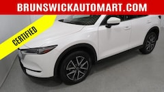 Certified Pre-Owned 2018 Mazda Mazda CX-5 Grand Touring SUV for sale in Brunswick OH