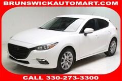 Certified Pre-Owned 2017 Mazda Mazda3 Sport Hatchback for sale in Brunswick OH