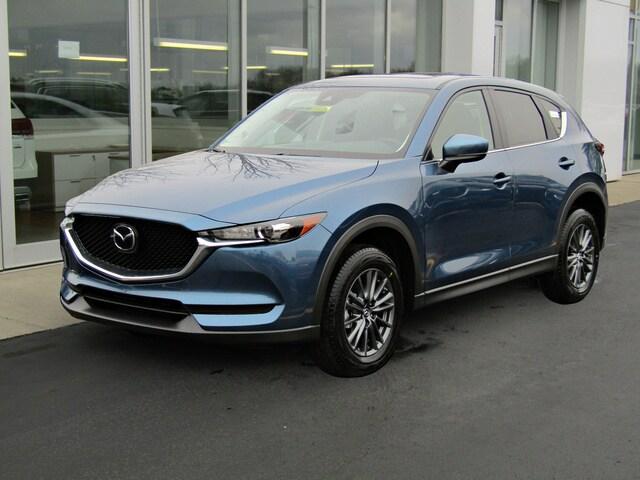 Featured New 2020 Mazda Mazda CX-5 Touring SUV for sale in Brunswick OH