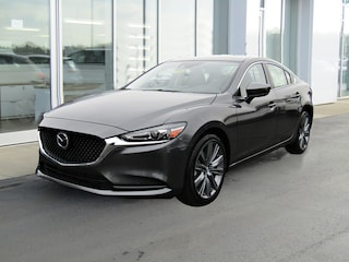 2020 Mazda Mazda6 Grand Touring Sedan JM1GL1TY0L1524809 for sale in Medina, OH at Brunswick Mazda