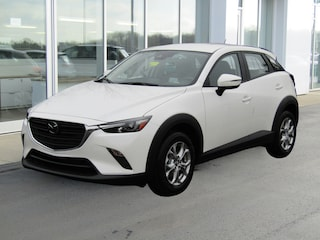 2020 Mazda Mazda CX-3 Sport SUV JM1DKFB72L1471803 for sale in Medina, OH at Brunswick Mazda