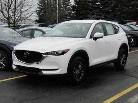 Featured New 2021 Mazda Mazda CX-5 Sport SUV for sale in Brunswick OH