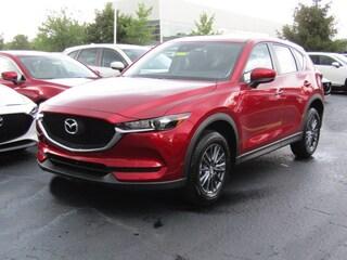 2019 Mazda Mazda CX-5 Sport SUV JM3KFBBMXK0677716 for sale in Medina, OH at Brunswick Mazda