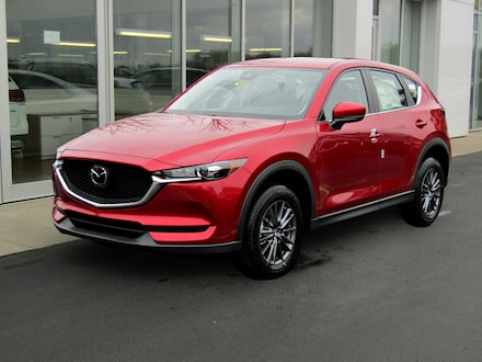 Featured New 2020 Mazda Mazda CX-5 Sport SUV for sale in Brunswick OH