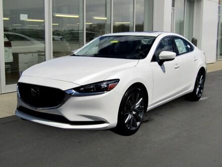 Featured New 2020 Mazda Mazda6 Touring Sedan for sale in Brunswick OH