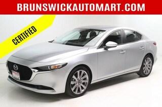 Certified Pre-Owned 2019 Mazda Mazda3 Select Package Sedan R11239 for sale near you in Brunswick, OH