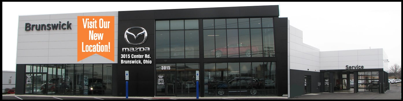 Brunswick Mazda: Mazda Dealership Medina OH | Near Akron