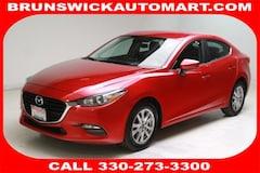 Certified Pre-Owned 2017 Mazda Mazda3 Sport Sedan for sale in Brunswick OH