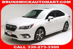 Certified Pre-Owned 2018 Subaru Legacy 2.5i Limited Sedan for Sale in Brunswick, OH