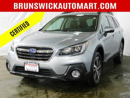 Featured Pre-Owned 2018 Subaru Outback 3.6R Limited SUV for sale near you in Brunswick, OH