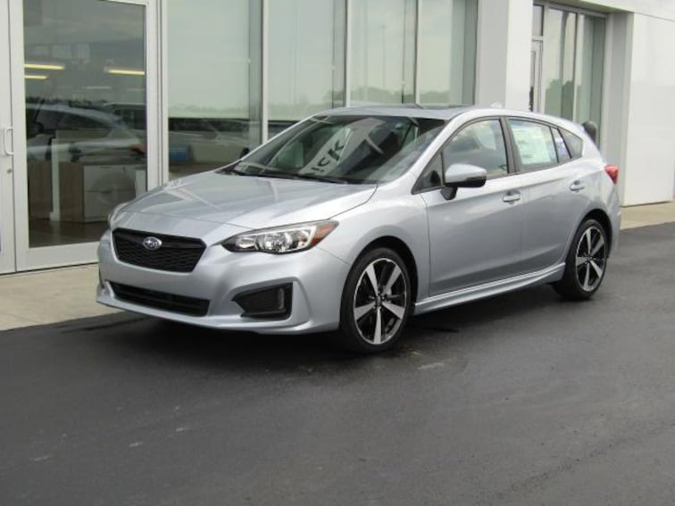 New 2019 Subaru Impreza 2.0i Sport 5-door near Cleveland, Ohio, in Brunswick