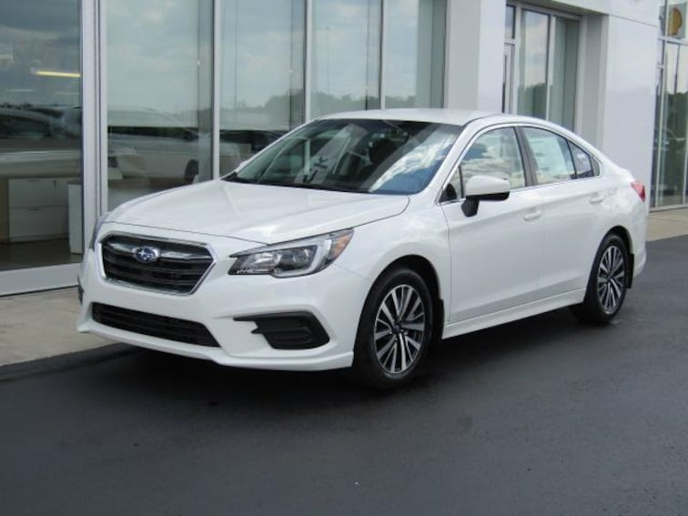 New 2019 Subaru Legacy 2.5i Premium Sedan near Cleveland, Ohio, in Brunswick