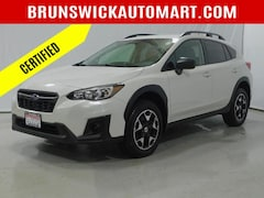 Used 2018 Subaru Crosstrek 2.0i CVT SUV SB193106A for sale in Brunswick, Ohio at Brunswick Subaru