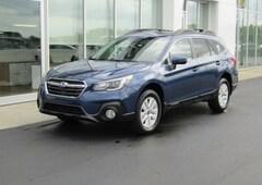 New 2019 Subaru Outback 2.5i Premium SUV for sale in Brunswick, OH