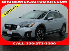 Certified Pre-Owned 2018 Subaru Crosstrek 2.0i Limited CVT SUV for Sale in Brunswick, OH