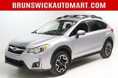 Used 2017 Subaru Crosstrek 2.0i Limited CVT SUV SB202302A for sale in Brunswick, Ohio at Brunswick Subaru