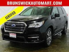 Used 2019 Subaru Ascent 2.4T Limited 8-Passenger SUV SB201643A for sale in Brunswick, Ohio at Brunswick Subaru