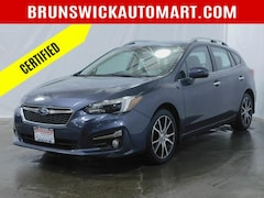 Used 2017 Subaru Impreza 2.0i Limited 5-Door CVT 5-door SB201161A for sale in Brunswick, Ohio at Brunswick Subaru