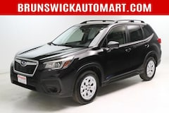 Certified Pre-Owned 2019 Subaru Forester 2.5i SUV for Sale in Brunswick, OH