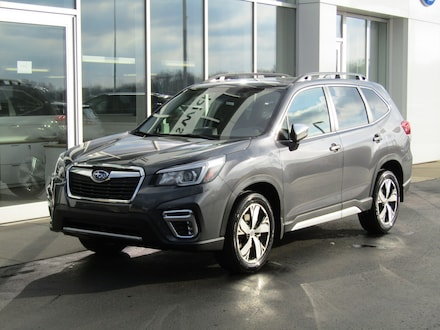 New 2021 Subaru Forester Touring SUV for Sale in Brunswick OH