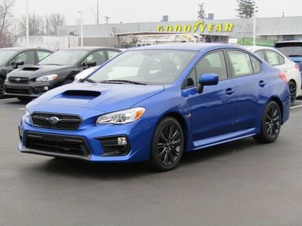 New 2020 Subaru WRX Base Trim Level Sedan for Sale in Brunswick OH