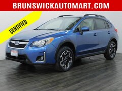 Used 2016 Subaru Crosstrek 5dr CVT 2.0i Premium SUV SB193338A for sale in Brunswick, Ohio at Brunswick Subaru