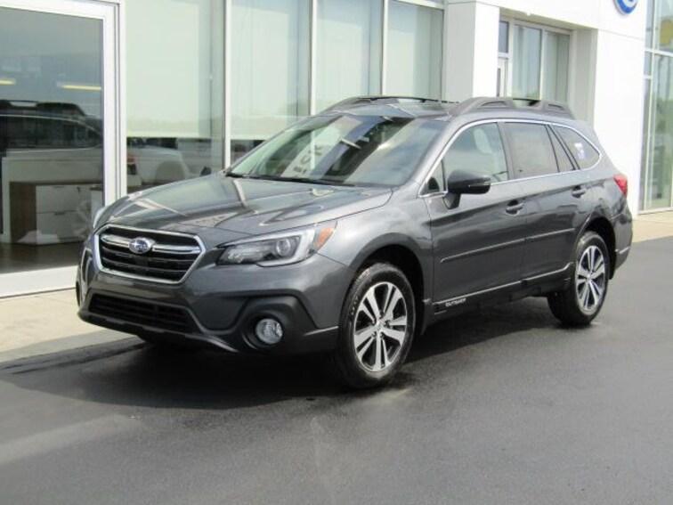 New 2019 Subaru Outback 2.5i Limited SUV near Cleveland, Ohio, in Brunswick