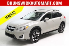 Certified Pre-Owned 2017 Subaru Crosstrek 2.0i Premium CVT SUV for Sale in Brunswick, OH
