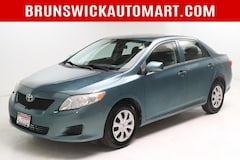2009 Toyota Corolla LE Sedan for sale in Brunswick, OH at Brunswick Subaru