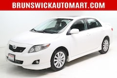 2010 Toyota Corolla S Sedan for sale in Brunswick, OH at Brunswick Subaru