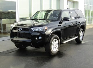 New 2019 Toyota 4Runner SR5 SUV T191316 near Cleveland in Brunswick, OH