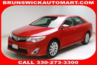 Certified Pre-Owned 2014 Toyota Camry XLE V6 Sedan D191027A for sale near you in Brunswick, OH