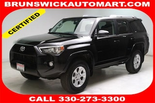 Certified Pre-Owned 2016 Toyota 4Runner SR5 SUV T190729A for sale near you in Brunswick, OH