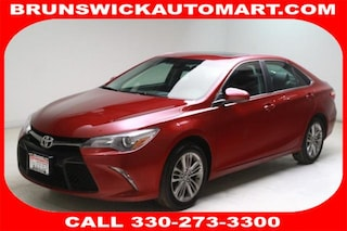 Certified Pre-Owned 2017 Toyota Camry SE Sedan T190176A for sale near you in Brunswick, OH