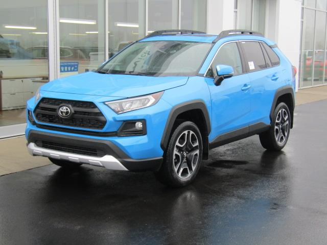 Featured New 2019 Toyota RAV4 Adventure SUV for sale near you in Brunswick, OH