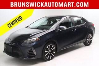 Certified Pre-Owned 2018 Toyota Corolla SE Sedan J201916A for sale near you in Brunswick, OH